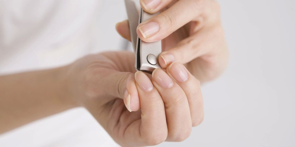 The nail is often injured if the nail is not properly cared for.